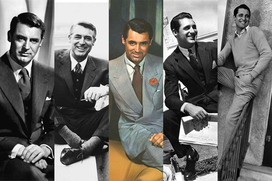 Cary Grant's Style Tips